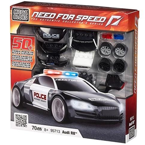 Mega Bloks Mega Bloks Need For Speed Audi R8 Renkli